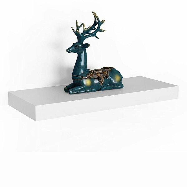 Bryanna Floating Wall Shelf by Ebern Designs