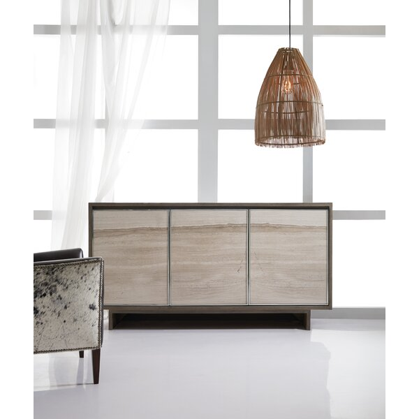 Melange Taro Credenza by Hooker Furniture Hooker Furniture