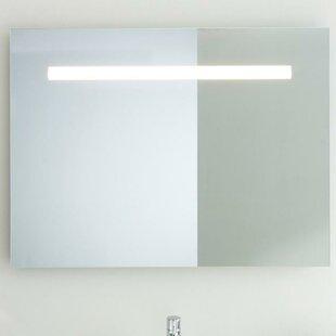 Top Ketho with Lighting Bathroom/Vanity Mirror By Duravit
