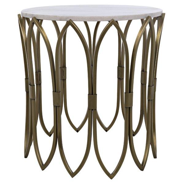 Nola End Table by Noir