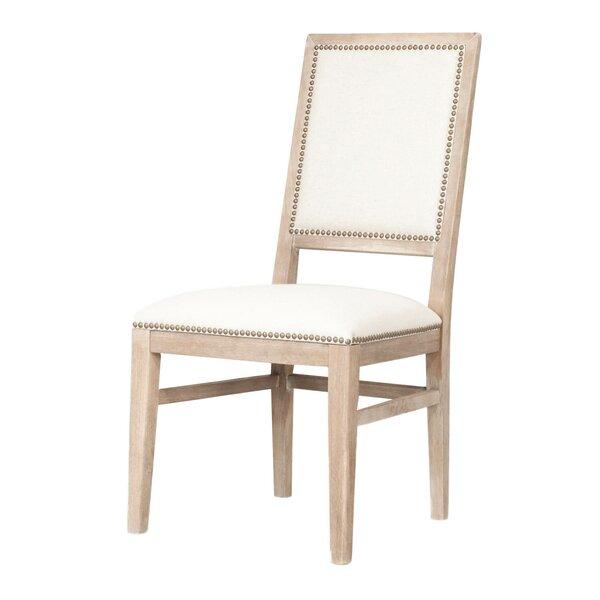 Parfondeval Wood Frame Side Chair (Set of 2) by Lark Manor