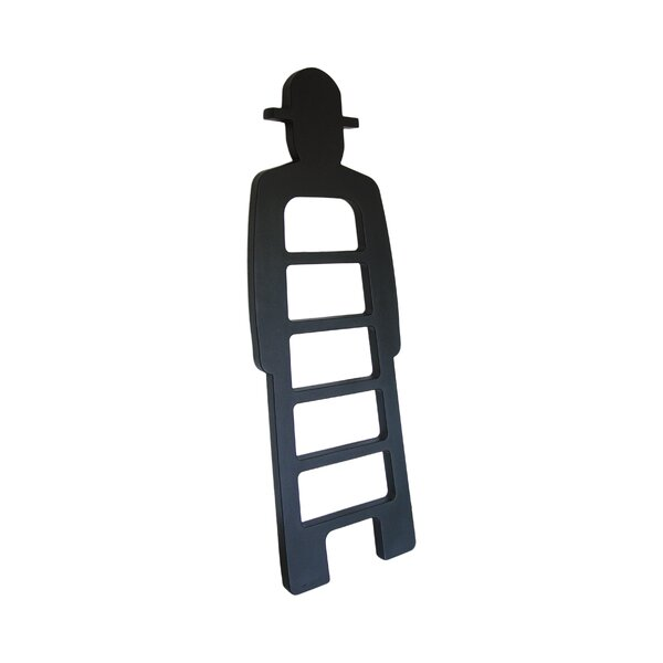 Mr Gio 6.8 ft Decorative Ladder by Brayden Studio