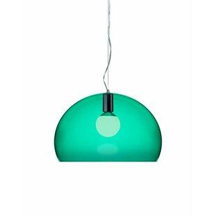 Save  sc 1 st  AllModern & Modern Green Shade Pendant Lighting | AllModern