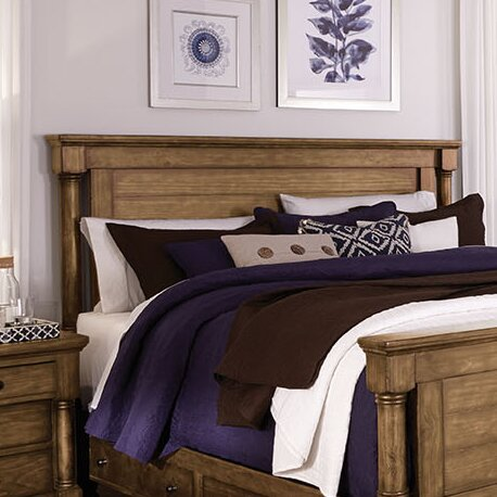 Burndale Panel Headboard by Loon Peak