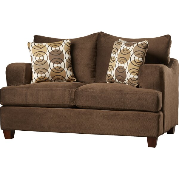 Bonaparte Loveseat By Darby Home Co