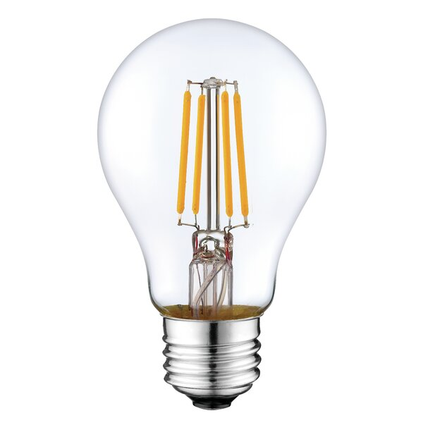 4W E26 LED Vintage Filament Light Bulb by Aspen Brands