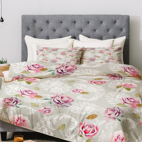Marta Barragan Camarasa Romantic Comforter Set