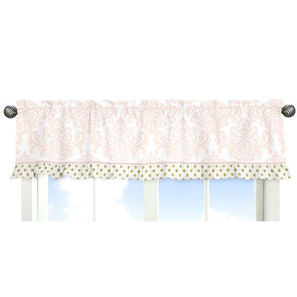 Amelia 54 Curtain Valance by Sweet Jojo Designs