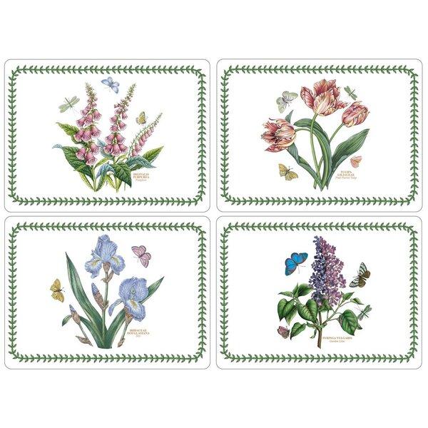 Botanic Garden Motifs Placemat (Set of 4) by Pimpernel