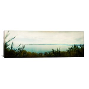 'Puget Sound, Seattle, Washington State' Photographic Print on Canvas by East Urban Home