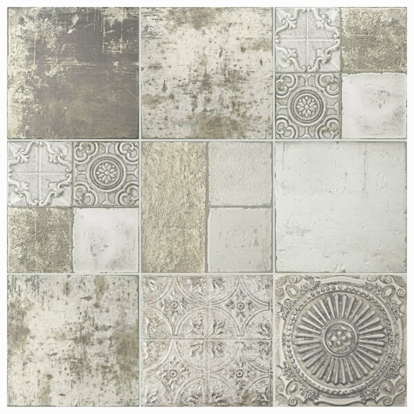 Bosra 9.75 x 9.75 Ceramic Field Tile by EliteTile
