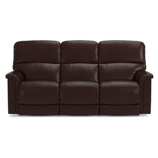 Oscar Leather Power Full Reclining Sofa