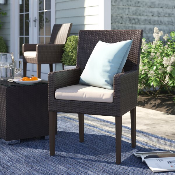 Stratford Patio Dining Chair (Set of 4) by Sol 72 Outdoor