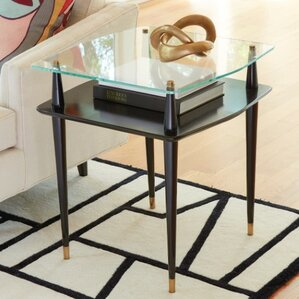 Reveal End Table by Global Views