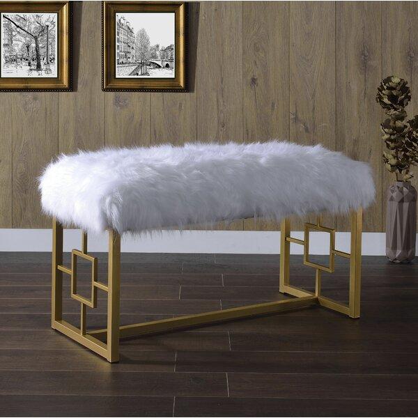 Anley Upholstered Bench by Mercer41