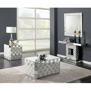 Melksham 2 Piece Coffee Table Set by Everly Quinn