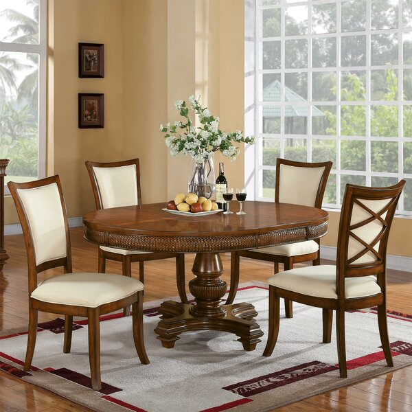 Tameka 5 Piece Dining Set by World Menagerie