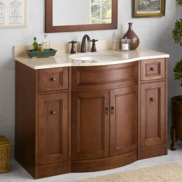 Marcello 49 Single Bathroom Vanity Set by Ronbow
