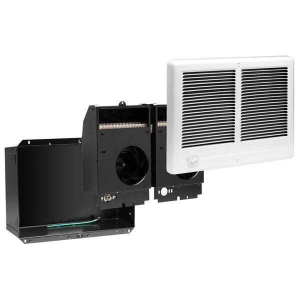 Com-Pak Plus Twin Series Electric Wall Insert Fan Heater By Cadet