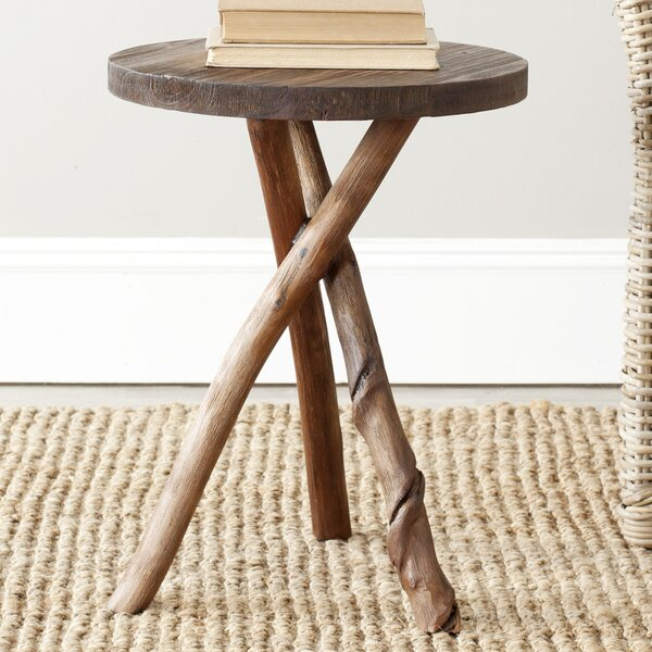 Jude End Table by Safavieh