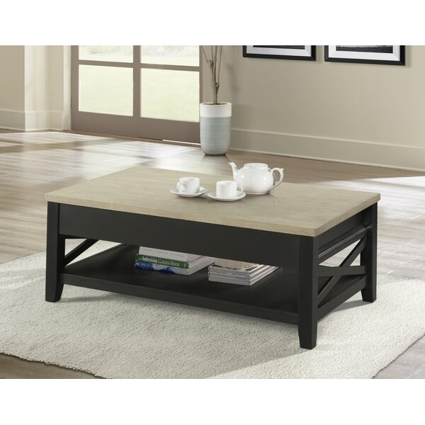 Cornman Lift Top Coffee Table By Gracie Oaks