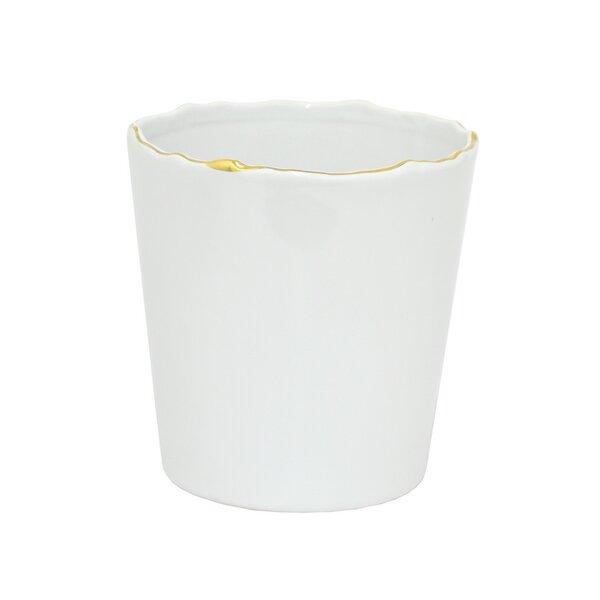 Ceramic Pot Planter by Three Hands Co.