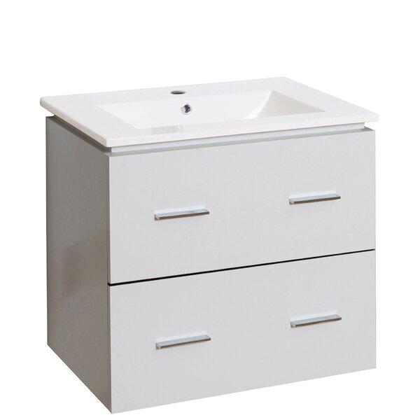 Kyra 24 Single Bathroom Vanity by Orren Ellis