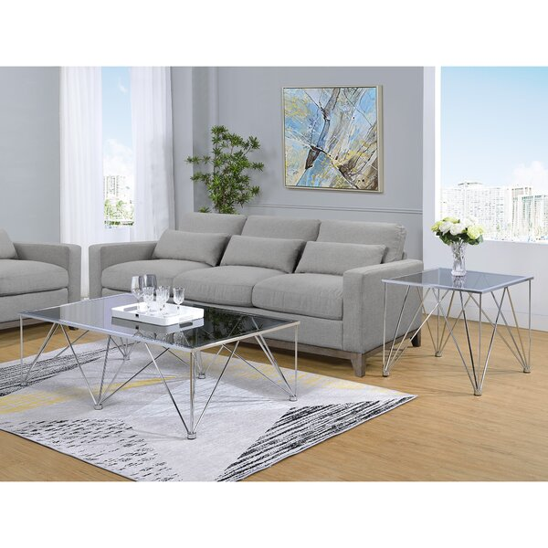 Belgrade 2 Piece Coffee Table Set By Ivy Bronx