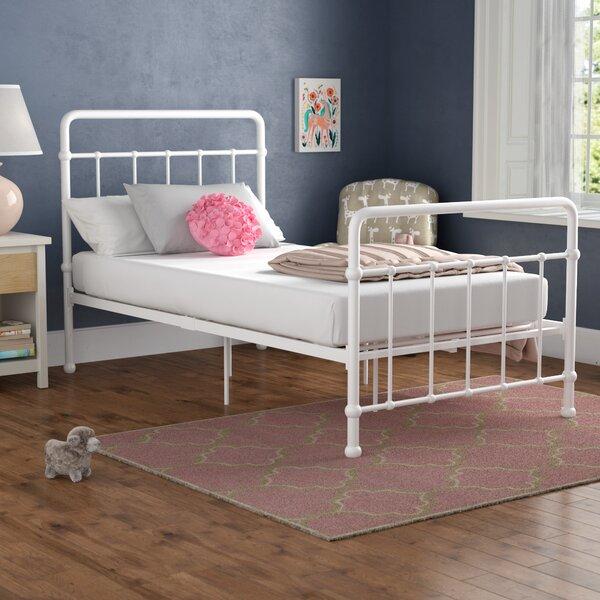 Mitcheldean Platform Bed by Three Posts