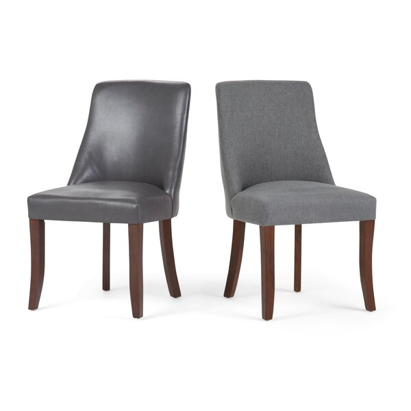 Walden Deluxe Upholstered Dining Chair (Set of 2) by Simpli Home