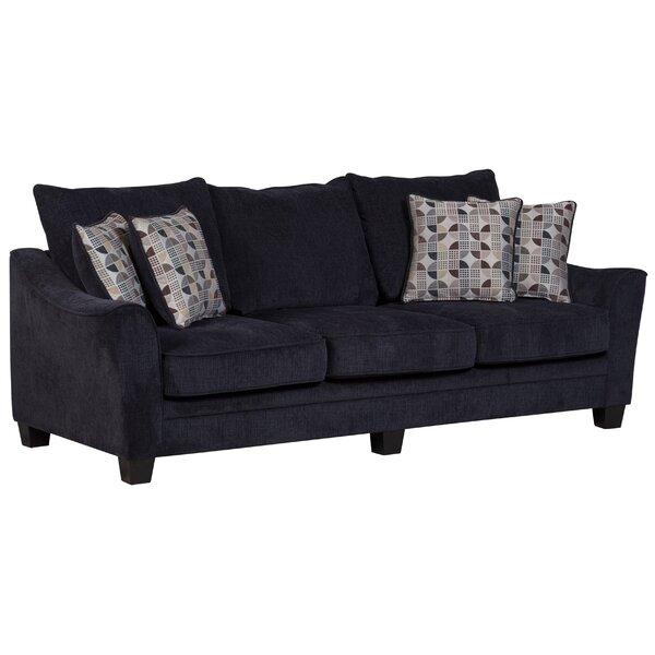 Haner Chenille Sofa by Winston Porter
