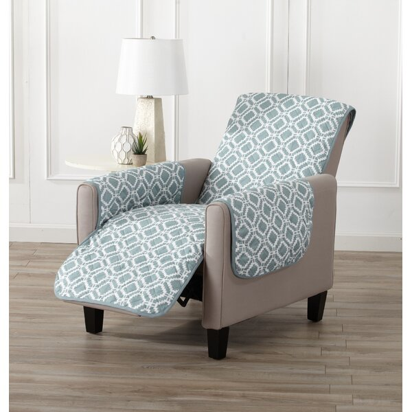 Box Cushion Recliner Slipcover By George Oliver