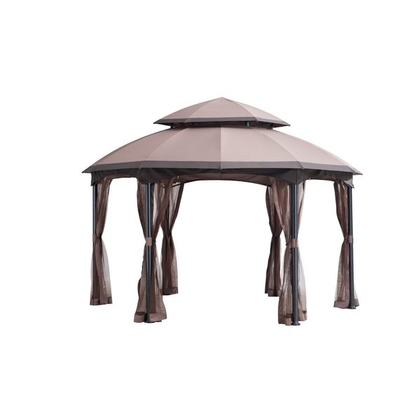 Replacement Mosquito Netting for Dome Roof Heritage Gazebo by Sunjoy