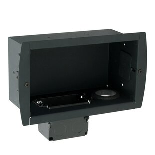 InWall AV and Power Gear Box by Premier Mounts