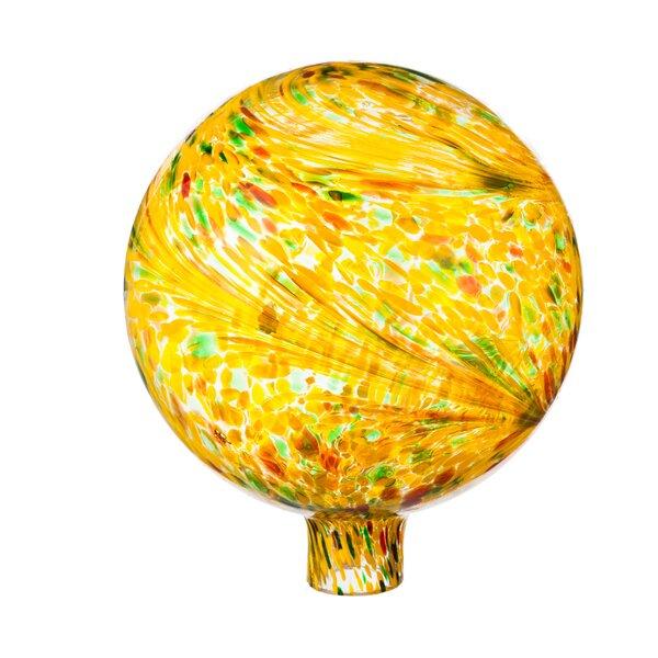 Carreno Mystical Gazing Globe by Fleur De Lis Living
