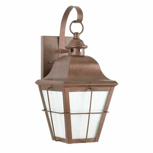 Reviews Gainsborough Outdoor Wall Lantern By Longshore Tides
