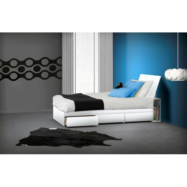 Chelsey Platform Bed with Storage by Zipcode Design