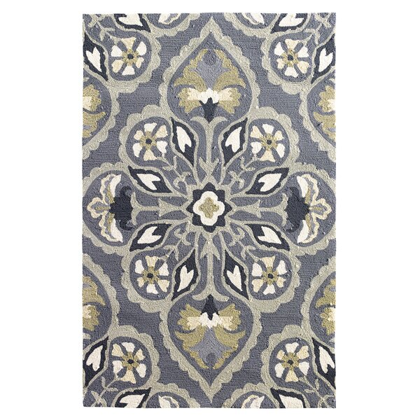 Pierre Pewter Area Rug by CompanyC