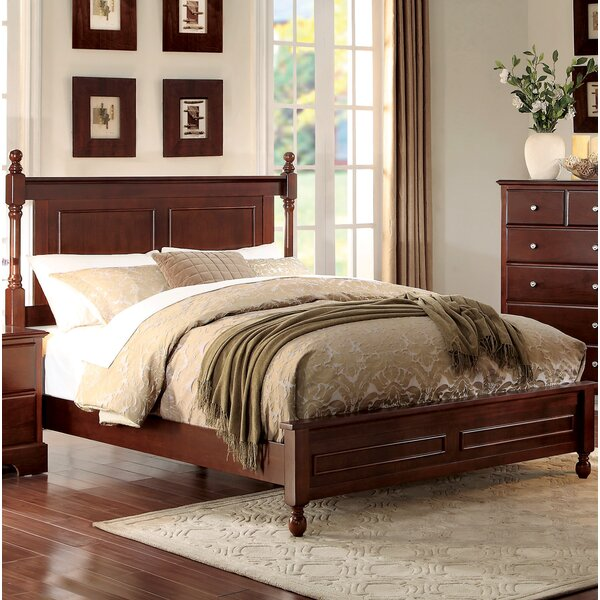 Rotonda Standard Bed by Beachcrest Home