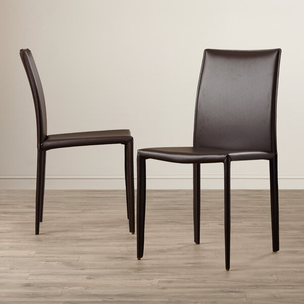 Lacey Upholstered Dining Chair (Set of 2) by Zipcode Design