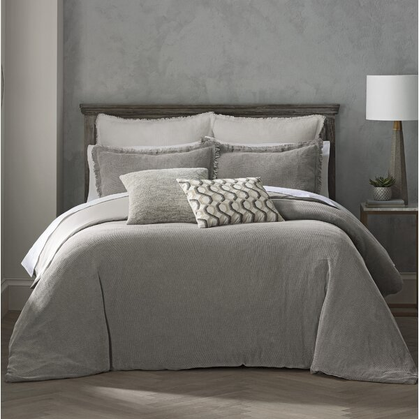 Reese Reversible Duvet Cover Set