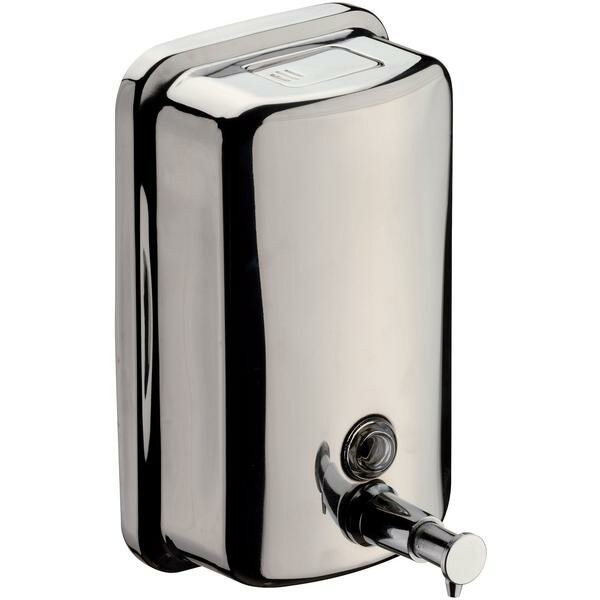 Martindale Wall Mounted Pump Soap and Lotion Dispenser by Latitude Run