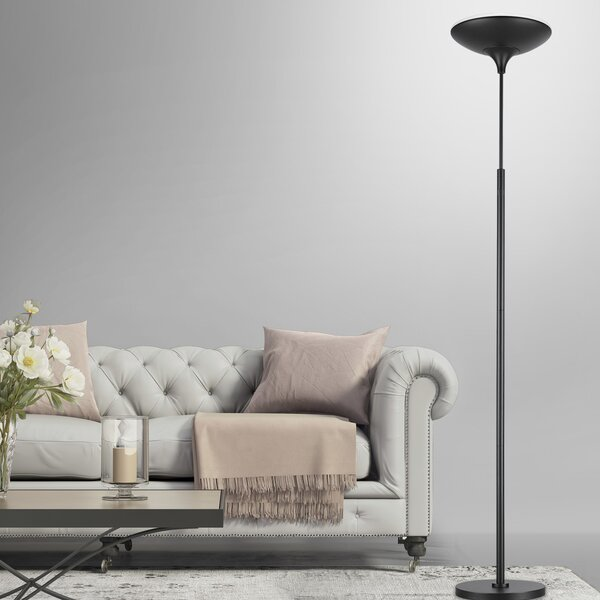 70.9 LED Torchiere Floor Lamp by Globe Electric Company