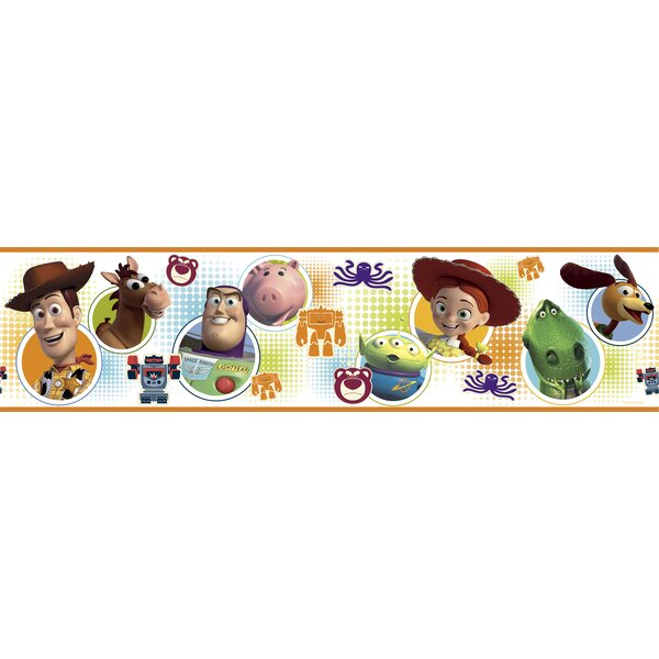 Toy Story 3 Border Wallpaper by Room Mates