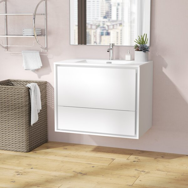 Trieu 29.5 Single Bathroom Vanity Set by Orren Ellis