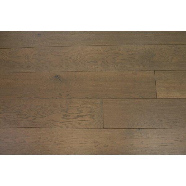 Berlin 7-1/2 Engineered Oak Hardwood Flooring in Seminario European White by Branton Flooring Collection