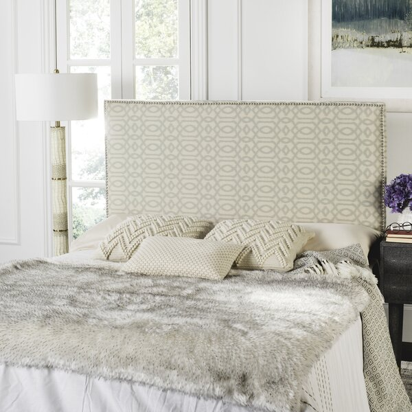 William Street Upholstered Panel Headboard by Mercer41