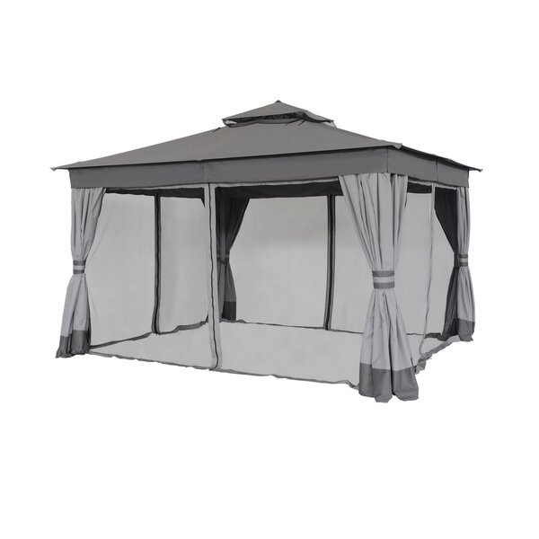 Replacement Mosquito Netting for Courtyard Gazebo by Sunjoy