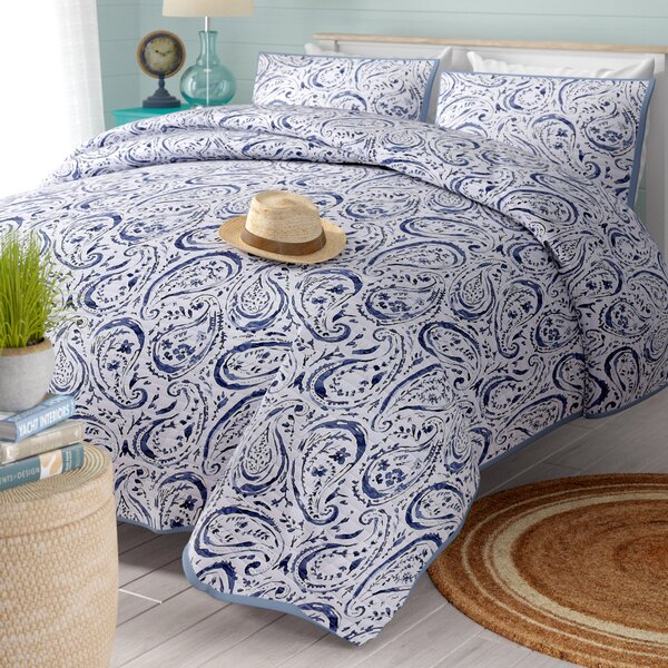 Janiyah Quilt Set by Beachcrest Home