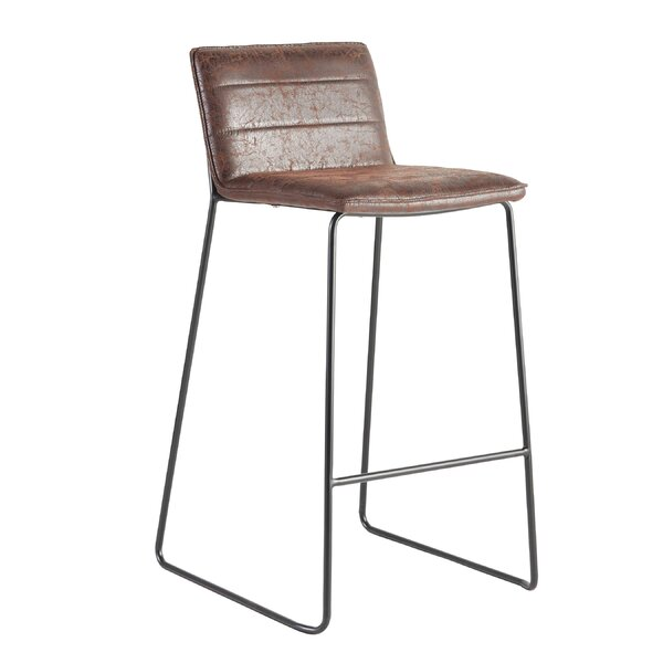 Braesgate 28.4 Bar Stool (Set of 2) by Foundry Select